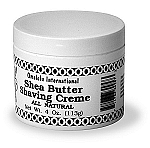All Natural Shea Butter Shaving Creme - 4 oz
